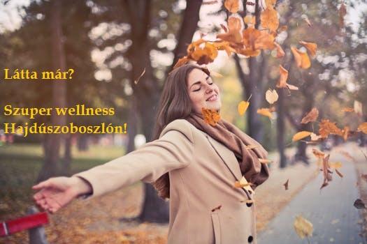 Novemberi szuper wellness a legjobb áron!
