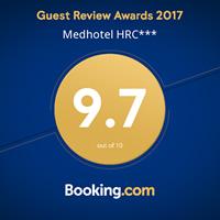 Booking.com - Medhotel HRC Hajdúszoboszló